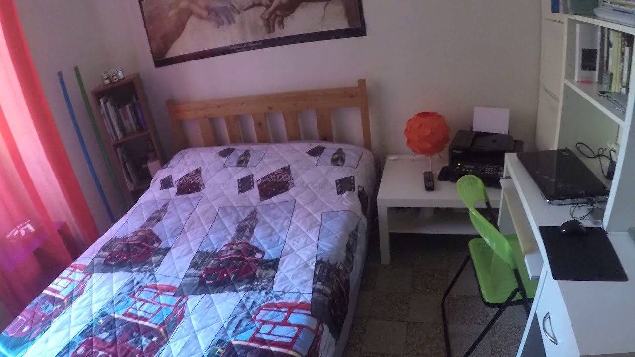 Rooms for workers and postgraduate students in Parioli