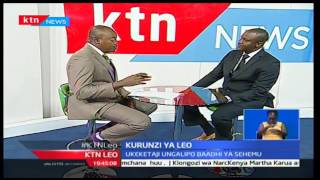 KTN Leo: Kurunzi ya Leo - Suala la Ukeketaji na Jeanpaul Murunga 6/2/2017