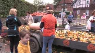 preview picture of video 'Kirch- und Markttag Salzhausen 2013'