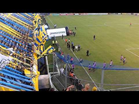 """""""Rosario Central vs Nacional Hinchada"""" Barra: Los Guerreros • Club: Rosario Central"""