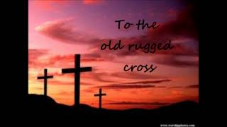 The Old Rugged Cross Alan Jackson lyrics
