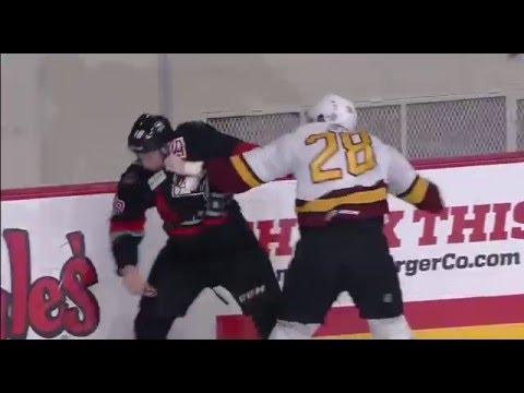 Jacob Doty vs Kyle Hagel