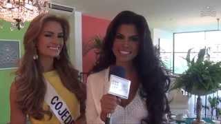 Stefany Merlín Miss Venezuela 2014 Finalist