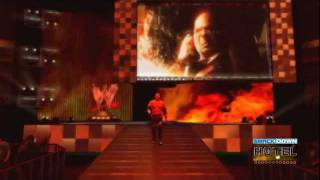 WWE '12 Kane Updated Entrance [Video]