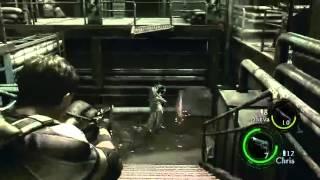 Resident Evil 5 #05