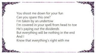 KT Tunstall - How You Kill Me Lyrics