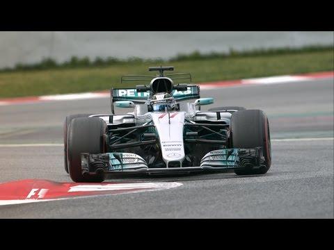 F1 Video: F1 Onboard: Bottas Sets New Fastest Lap Of 2017