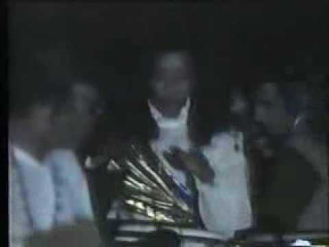 Cecil Taylor Unit & Ballet Madrid 1983 Part 1  ...