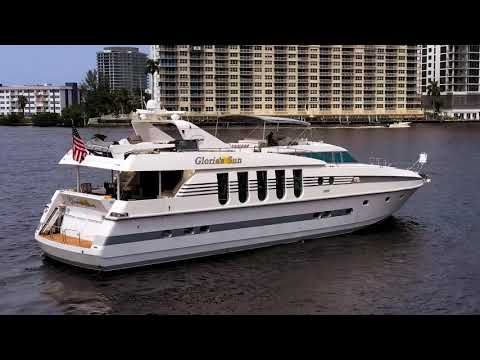 Monte Fino 94 Motor Yacht video