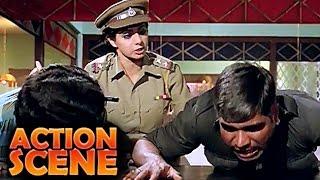 Jackie & Sridevi Fight Scene | Action Scene | Jawab Hum Denge