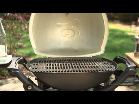 Weber Q 2200 LP Gas Grill – Product Review Video