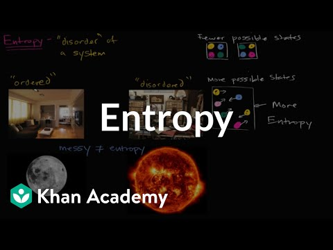 Introduction to entropy (video) | Khan Academy