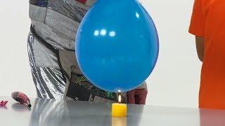 Nedegošais balons