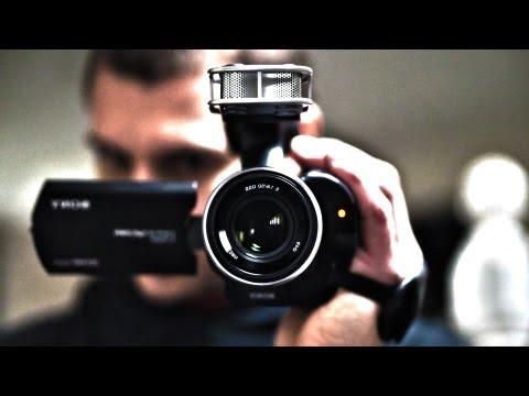 Sony NEX-VG30 Camcorder Depth of Field