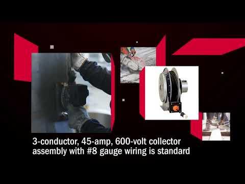 NSCR700 Spring Rewind Reel
