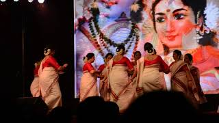 Orumayude Onam 2018 Muscat Thiruvathira