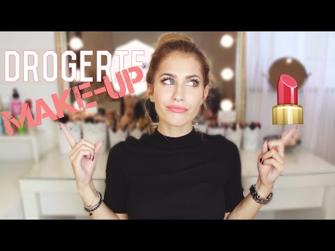LIEBLINGS DROGERIE MAKE-UP | BELLA