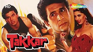 Takkar (HD) - Hindi Full Movie - Sunil Shetty, Sonali Bendre, Naseeruddin Shah - Hindi Action Movie - Download this Video in MP3, M4A, WEBM, MP4, 3GP