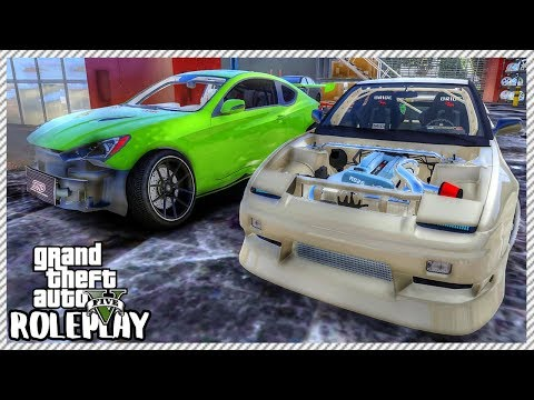 GTA 5 Roleplay - Buying Used Cars At Redline Garage | RedlineRP #87