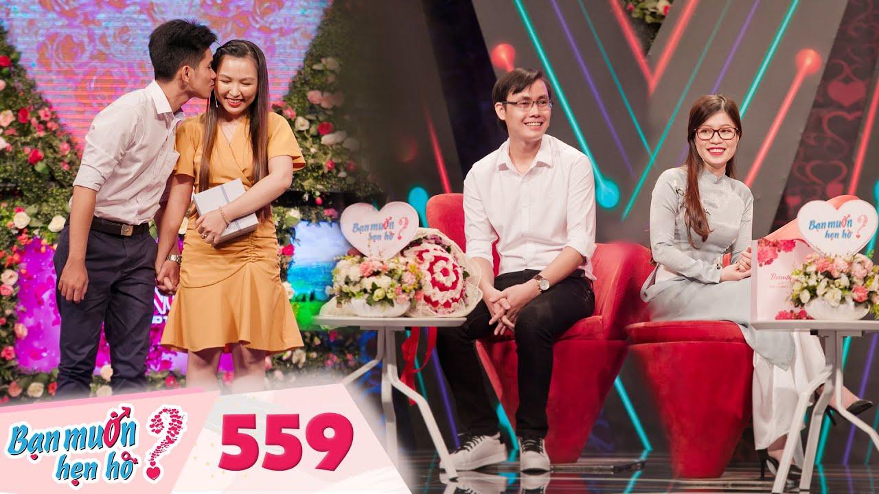 Bạn Muốn Hẹn Hò | Tập 559 FULL: Cặp đôi vì quá ế nên bấm nút bất chấp khiến Ông Mai Bà Mối đòi bỏ về