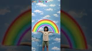 虹をどうぞ  Take a Rainbow! #Shorts