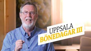 UPPSALA BÖNEDAGAR III: EU-valet, Ledarsamling, Palmemordet, mm