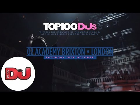 Top 100 DJs Party at 02 Academy Brixton