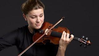 Paulina Krauter   Mendelssohn-Orchesterakademie   Jahrgang 2016/2017