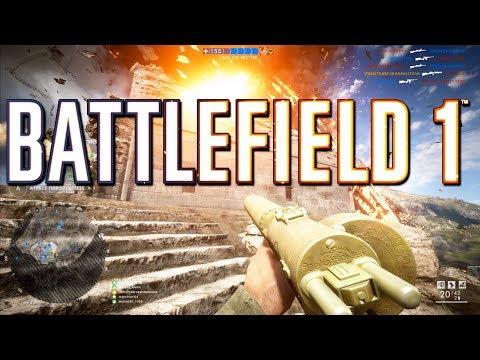 Battlefield 1 is Fun not Frustrating