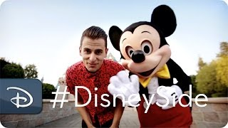 Mike Tompkins Sings His Disney Side | When You Wish Upon A Star