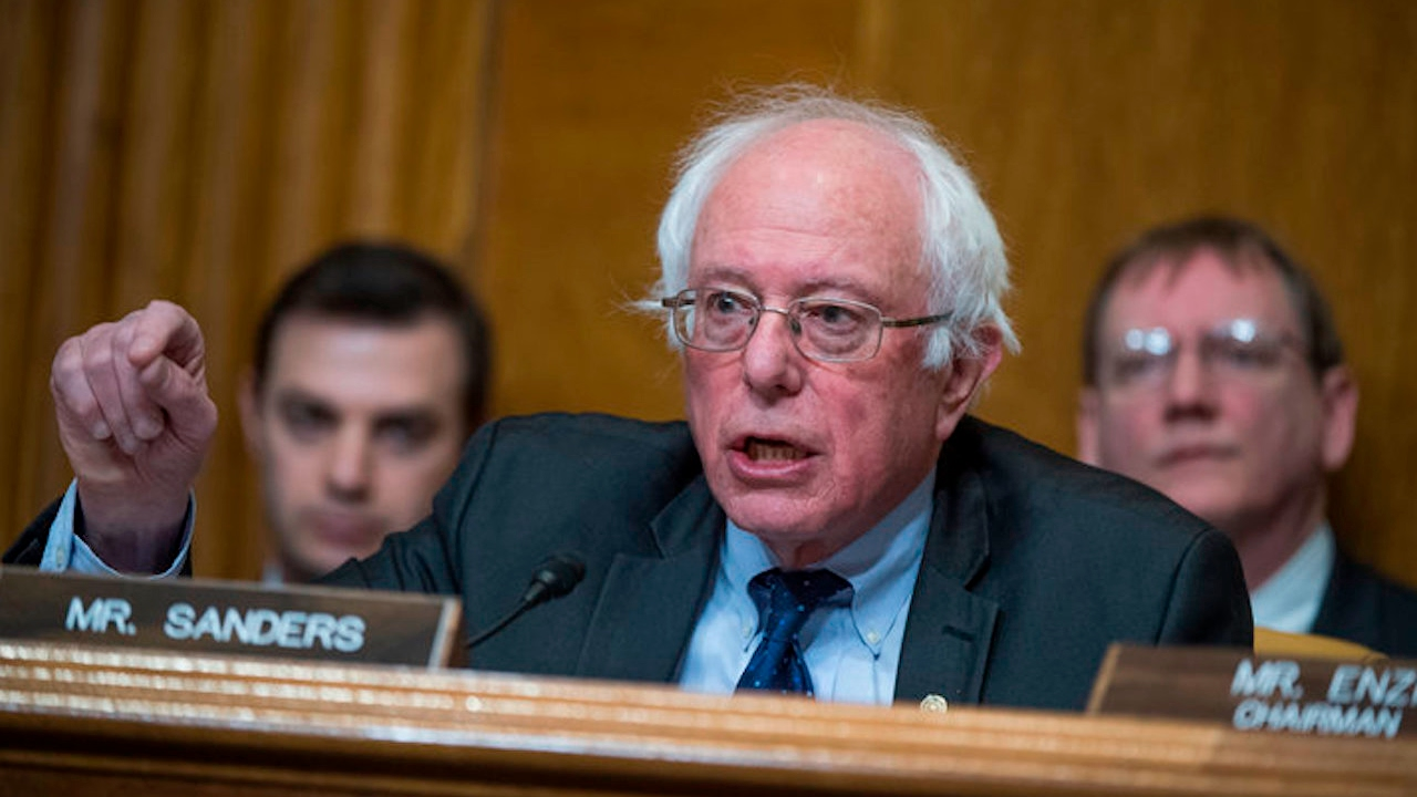 Bernie Sanders Introduces Bill To Increase Social Security thumbnail