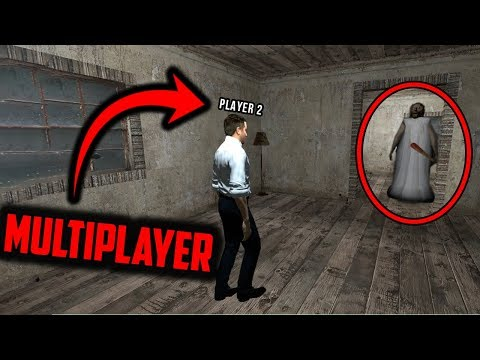 Granny Horror Game MULTIPLAYER... (Scary Granny Horror Game Roleplay)