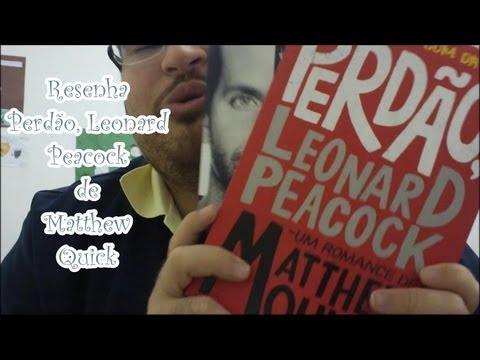 Resenha: Perdão, Leonard Peacock
