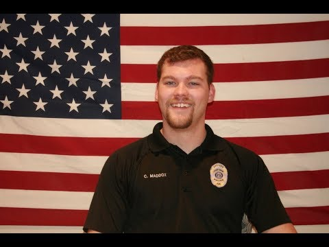 Officer killed in shooting was young father expecting a baby next week