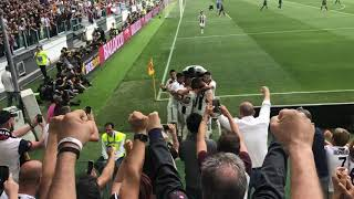 Juventus - Sassuolo 2-1 16/09/2018 Primo Gol Di Cristiano Ronaldo Con La Juve