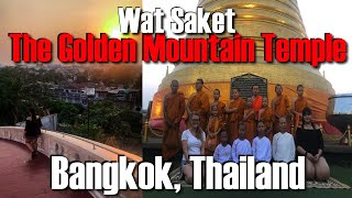 Golden Mountain bangkok, Bangkok