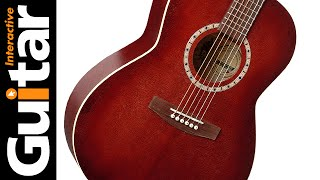 Art And Lutherie Acoustic | Review | Guitar Interactive