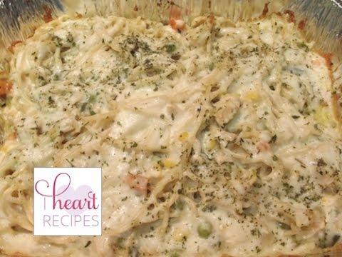 Creamy Turkey Tetrazzini Recipe