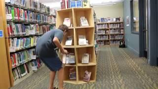 Behind The Scenes: Book Displays-Episode 1