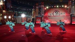 「牛深ハイヤ祭り」スペシャルフライデーナイト ふるさと祭り東京2014 In 東京ドーム