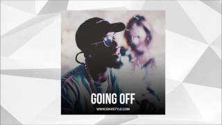 Gambar cover SinVstyle - Going Off (Tory Lanez Type Beat)
