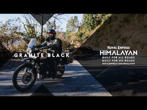 2021 Royal Enfield Himalayan 411 EFI ABS in Idaho Falls, Idaho - Video 1