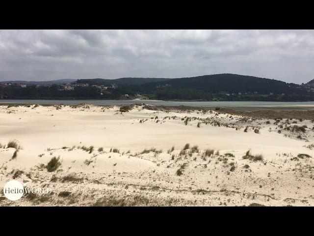 Dünenrundblick an der Costa da Morte