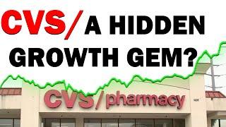 CVS: A Slow Growth Gem?   $CVS Stock Analysis