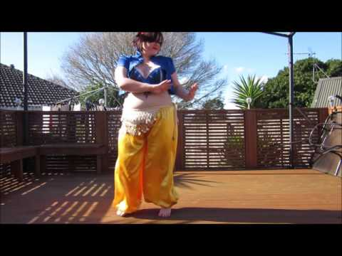 Record my snow white belly dance - Bucket List Ideas