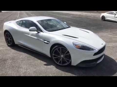 Pre-Owned 2016 Aston Martin Vanquish V12
