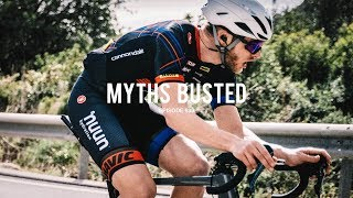 CYCLING TRAINING MYTHS BUSTED Ft. Coach Ken