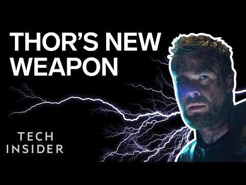 "Thor's New Weapon In ""Avengers: Infinity War"" — Explained By A Marvel Science Adviser"