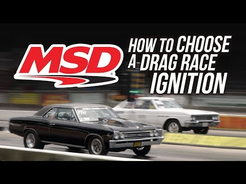 How to Choose a Drag Race Ignition