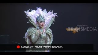 Konser 10 Tahun Jambul Khatulistiwa, Syahrini Padukan Show Dan Hiburan
